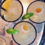 Margaritas at Bahama Breeze in Vegas