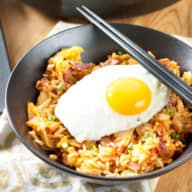 Cookbook Review: Koreatown + Kimchi Fried Rice | cakenknife.com