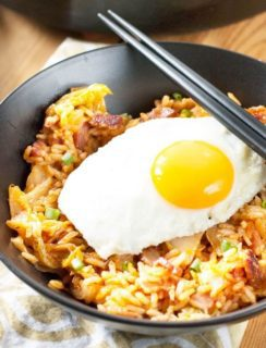 Cookbook Review: Koreatown + Kimchi Fried Rice | cakenknife.com