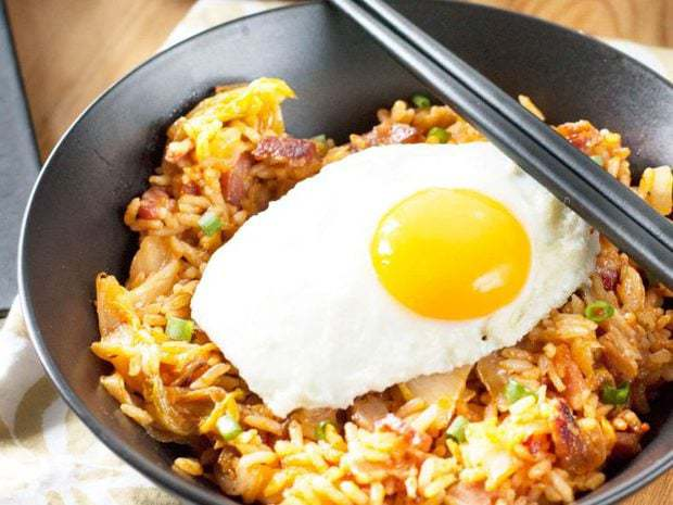 Cookbook Review Koreatown Kimchi Fried Rice Cake N Knife