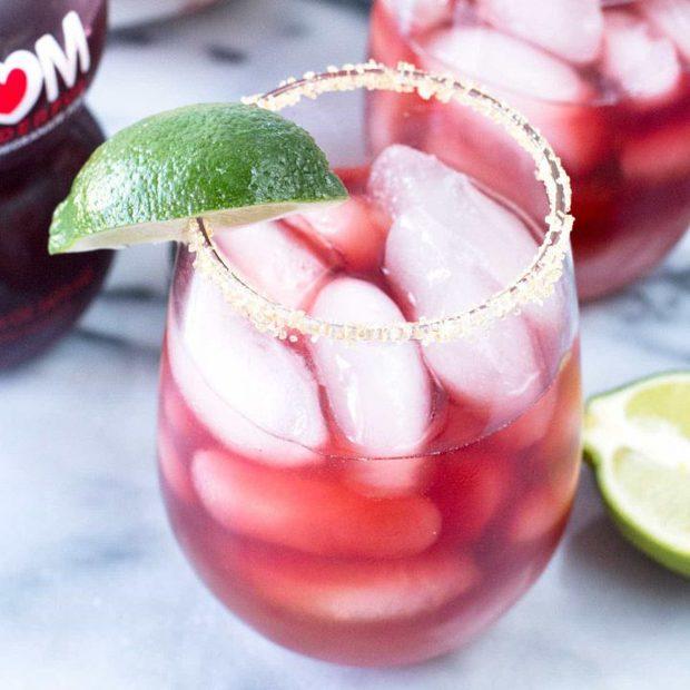 Pomegranate Margarita | cakenknife.com