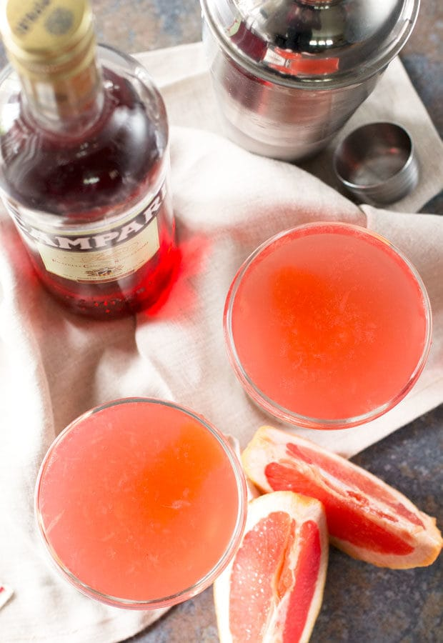 Siesta Cocktail | cakenknife.com