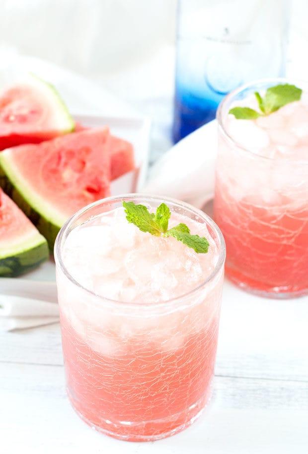Watermelon Sparkler | cakenknife.com