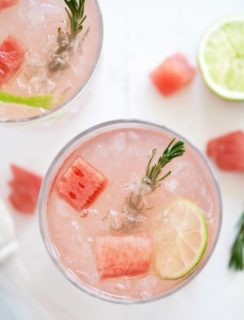 Summer Party Cocktail Round Up | cakenknife.com