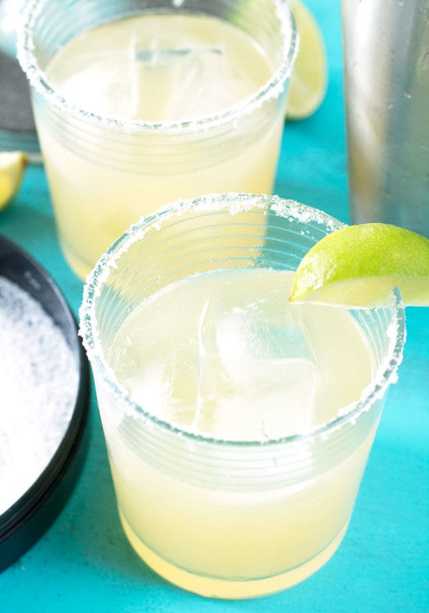 The Perfect Margarita | cakenknife.com