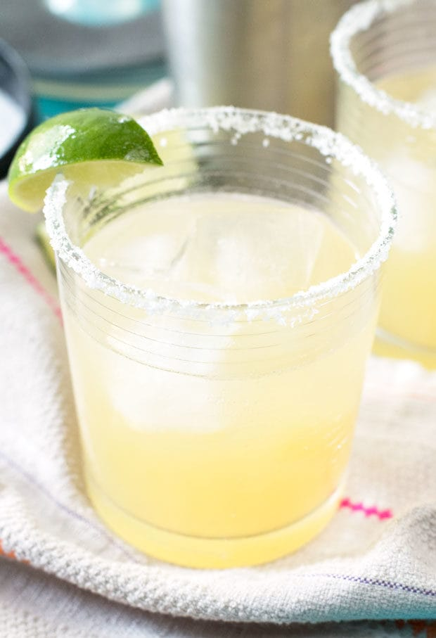 The Perfect Margarita | cakenknife.com