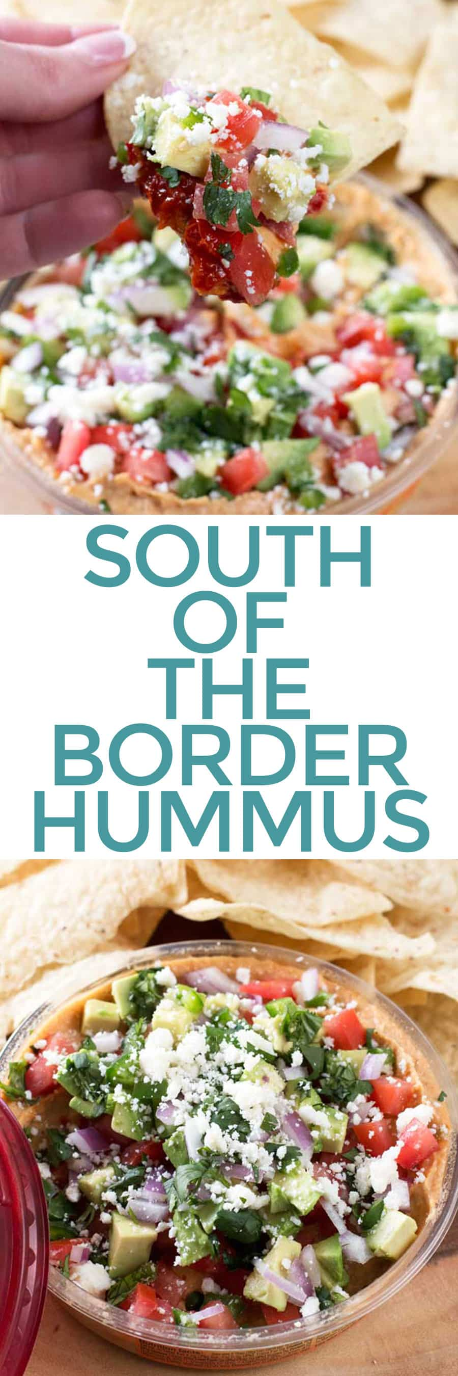 South of the Border Hummus | cakenknife.com