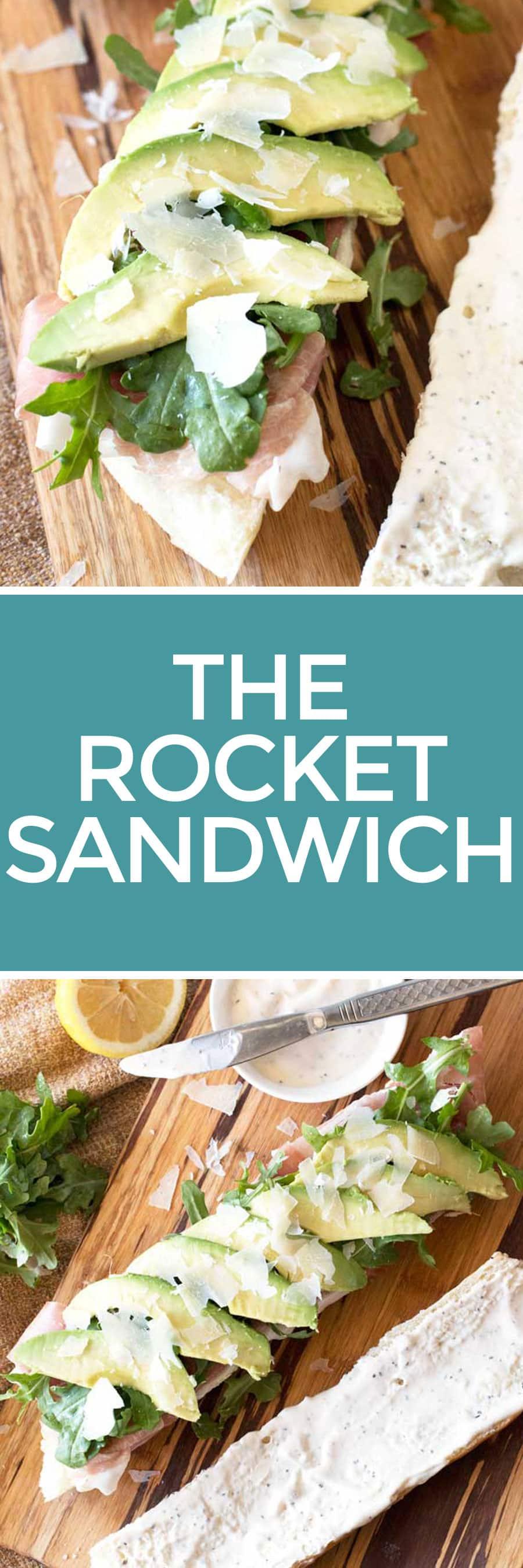 Rocket Sandwich   cakenknife.com