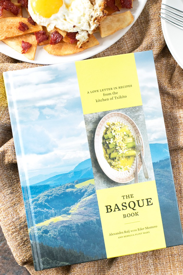 Cookbook Review: The Basque Book + Messy Eggs & with Rough-Cut Potatoes | cakenknife.com