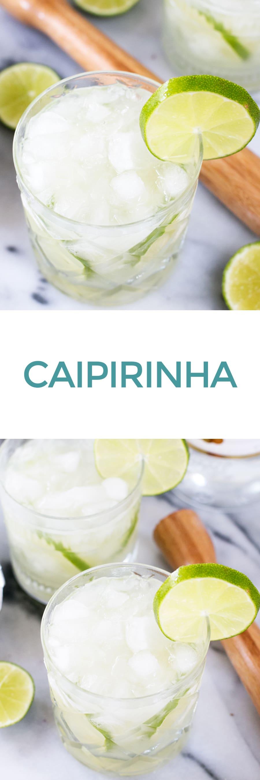 Caipirinha Cake N Knife