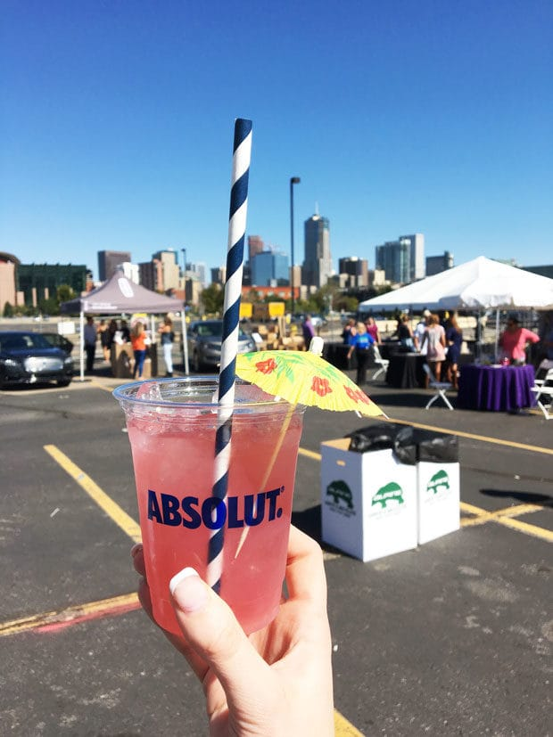 Denver Food + Wine 2016 Recap | cakenknife.com