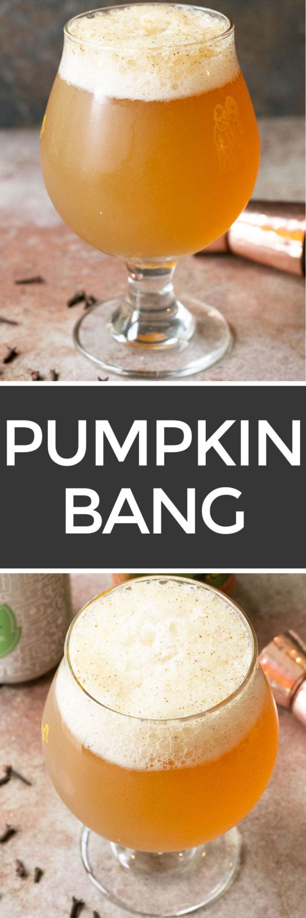 Pumpkin Bang | cakenknife.com