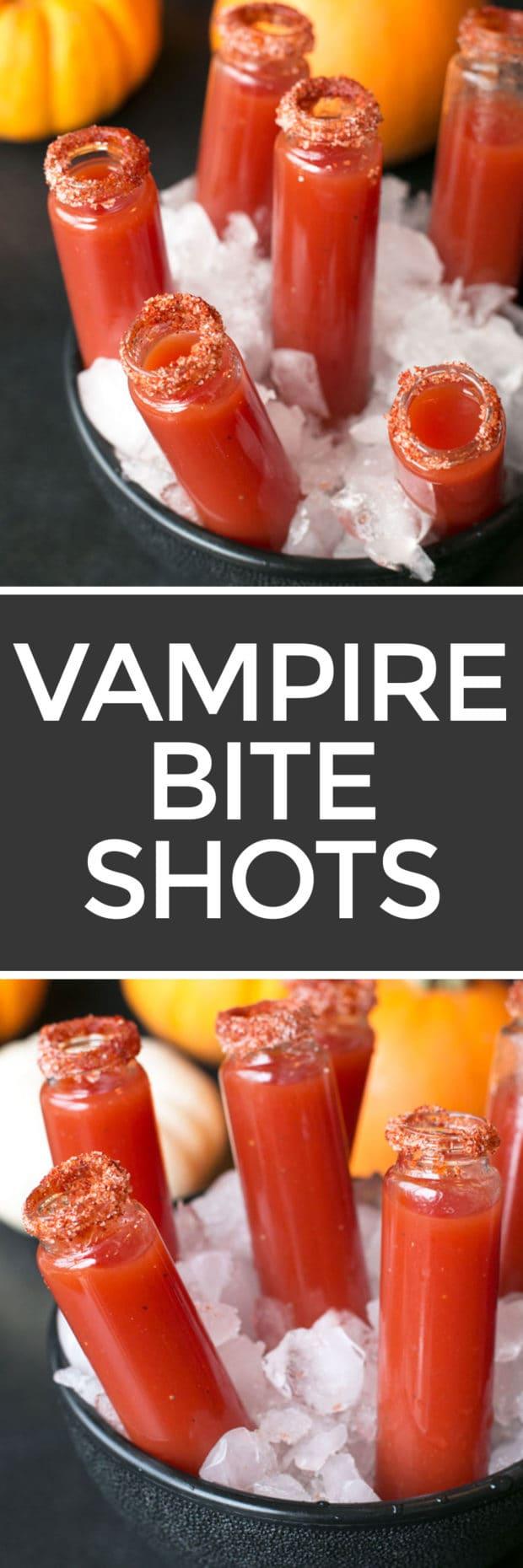 Vampire Bite Shots | cakenknife.com