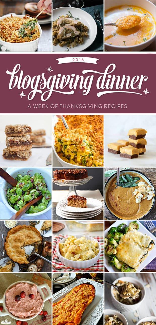 Cranberry Goat Cheese Tarts & BLOGSGIVING! | cakenknife.com