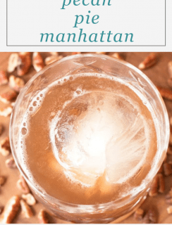 Pecan Pie Manhattan Pinterest Picture