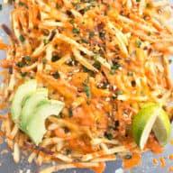 Thai Street Cart Fries   cakenknife.com