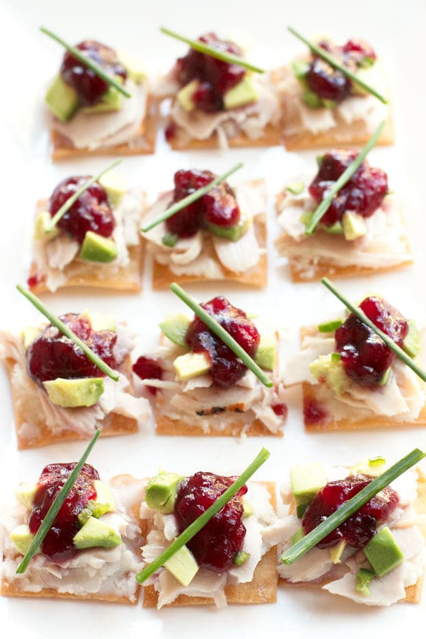 Thanksgiving Leftover Bites | cakenknife.com