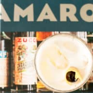 Cookbook Review: Amaro + the Amaro Sour | cakenknife.com