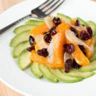 Avocado Fennel Salad | cakenknife.com
