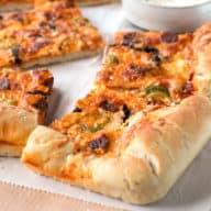 Chorizo, Jalapeno & Sun-Dried Tomato Pizza | cakenknife.com