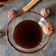 Spiced Truffle Martini | cakenknife.com