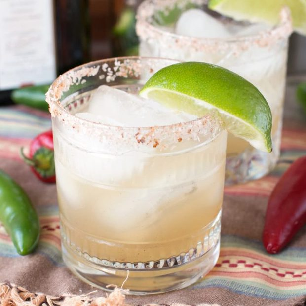 Chili Lime Margarita