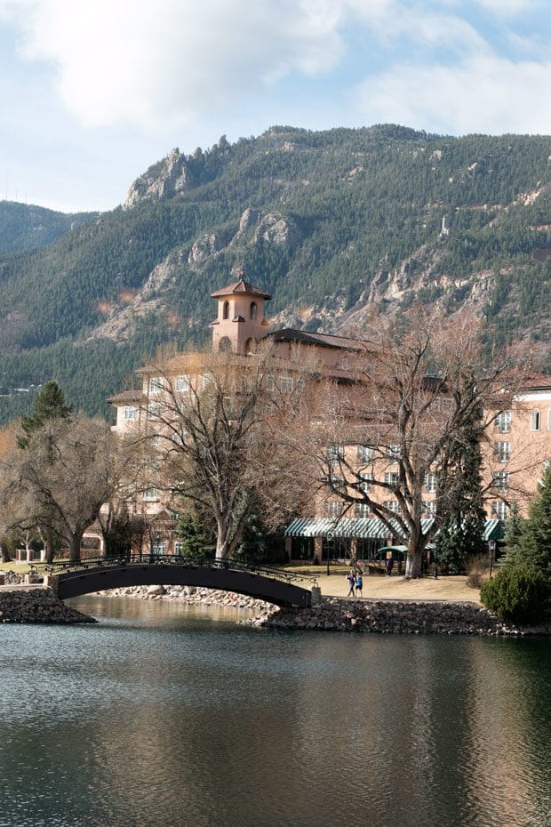 48 Hour Foodie Guide: The Broadmoor | cakenknife.com #travel #adventure #wanderlust