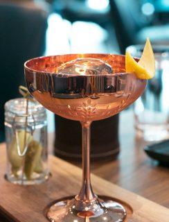 Thursday Slice (TCO Martini Service at The Corner Office in Denver)   cakenknife.com
