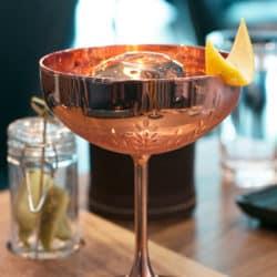Thursday Slice (TCO Martini Service at The Corner Office in Denver) | cakenknife.com