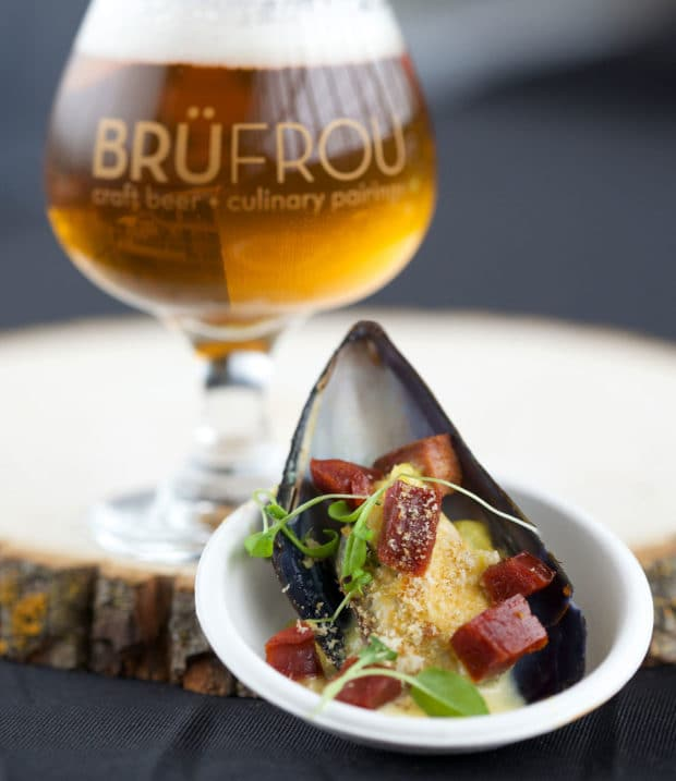Wednesday Slice - BrüFrouFEST is coming!   cakenknife.com
