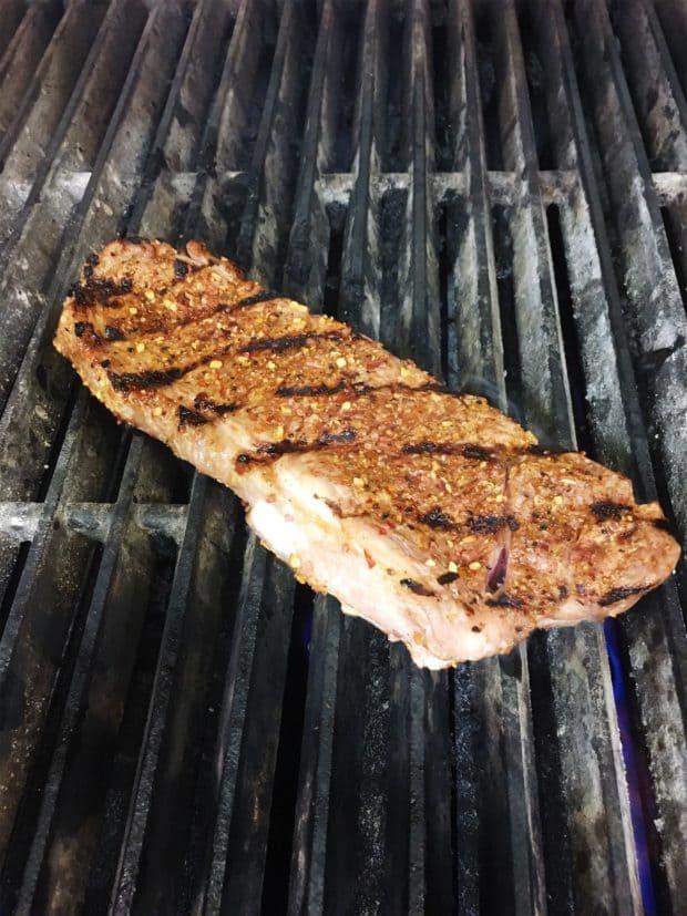 Wednesday Slice | cakenknife.com #unitedwegrill #cobeef