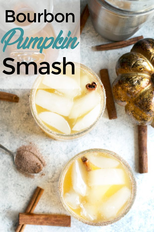 Bourbon Pumpkin Smash Pin Image