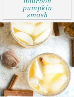 Bourbon Pumpkin Smash Pinterest Image