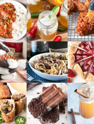 Best of 2017 Recipes | cakenknife.com
