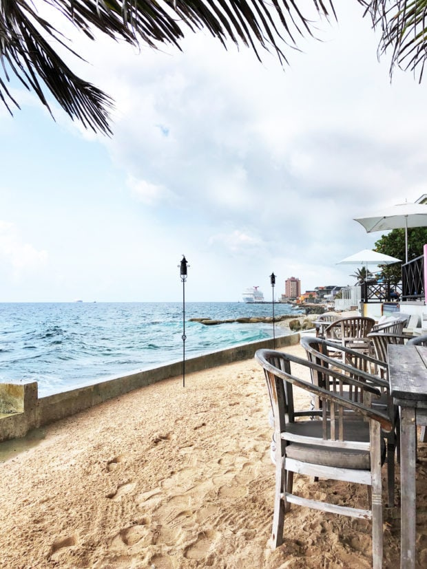 A Perfect Day in Curaçao Travel Guide   cakenknife.com #sponsored #carnival #travel #cruise #cruising