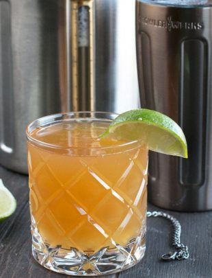 How To Make Craft Beer Cocktails, Part One | cakenknife.com #beer #craftbeer #ad #beercocktail #cocktail #howto #diy