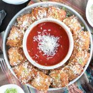 Berbere Fried Ravioli
