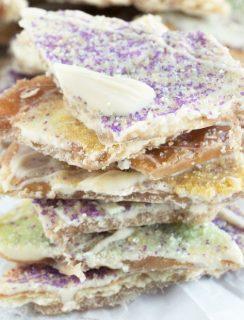 King Cake Crack Candy