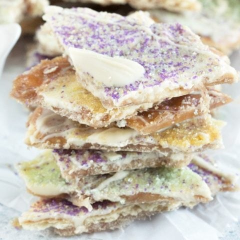 King Cake Crack Candy