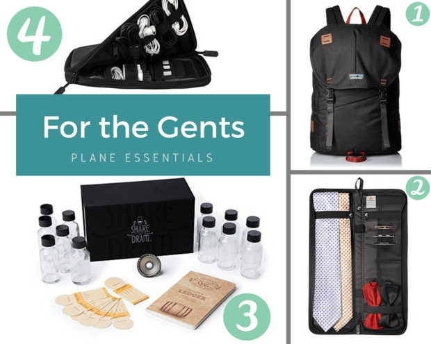 The Only Plane Essentials You'll Ever Need