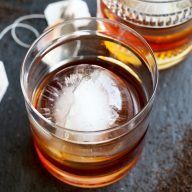 Earl Grey Old Fashioned