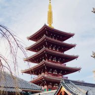 Sensō-ji Temple, Tokyo Japan | cakenknife.com