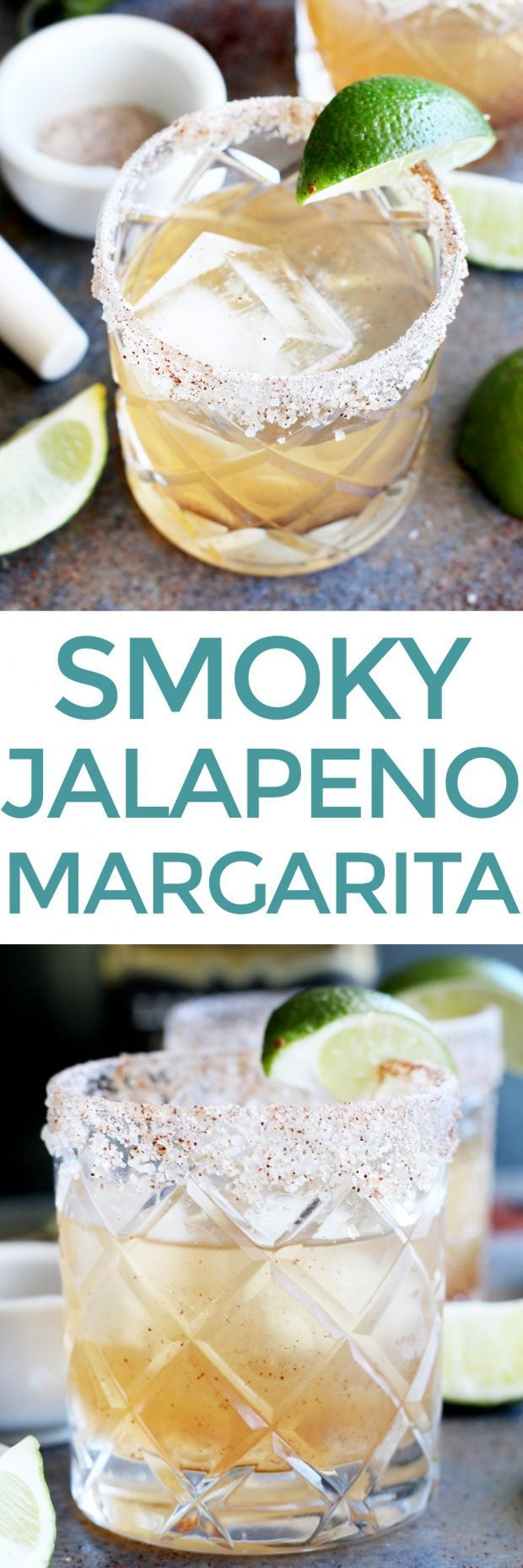 Smoky Jalapeño Margarita