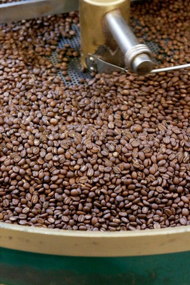 Pablo's Coffee on East Colfax coffee beans