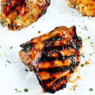 Tequila Lime Chicken Thighs