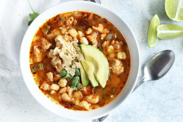 Tequila Lime Pozole