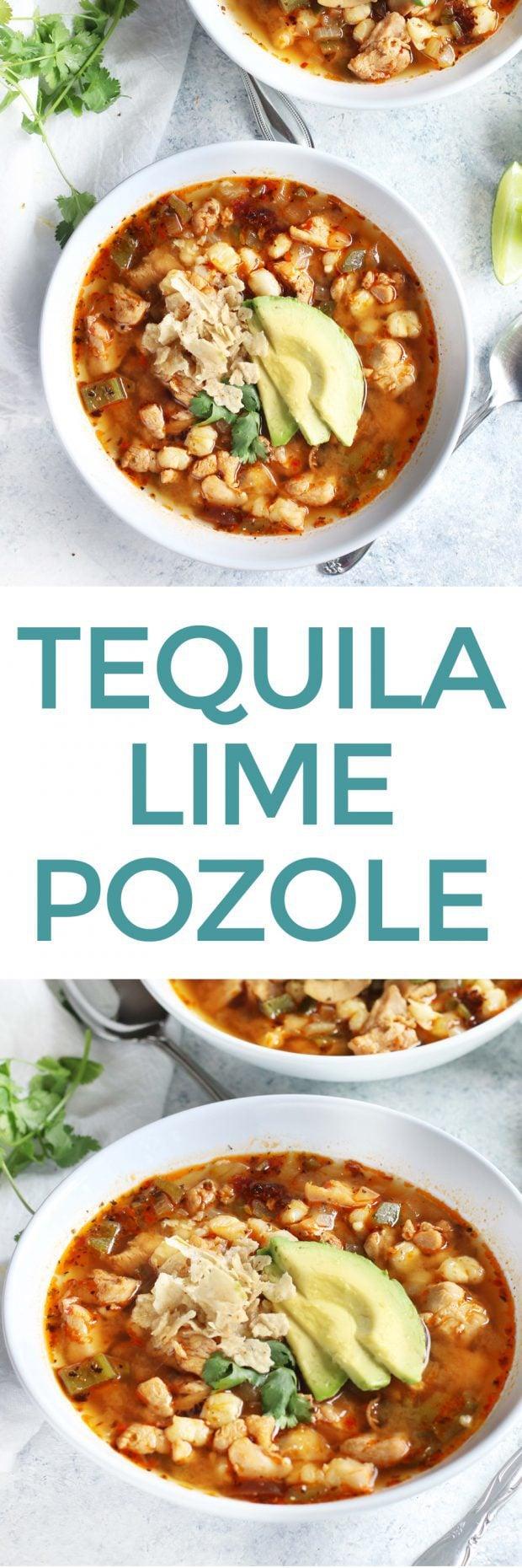 Tequila Lime Pozole