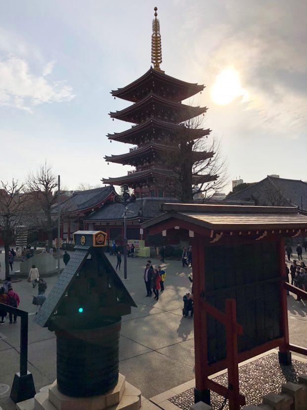 Tokyo Senso-Ji Shrine