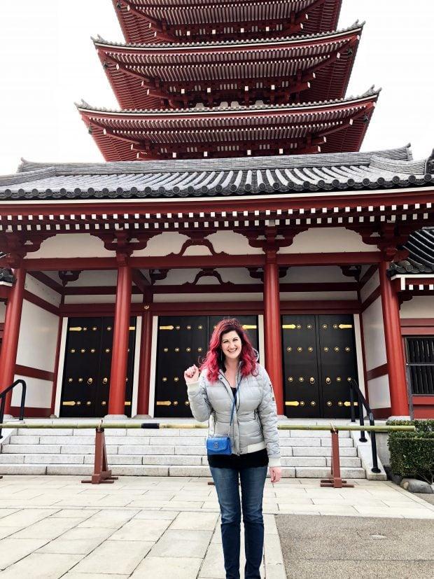 Tokyo's Senso-Ji Shrine