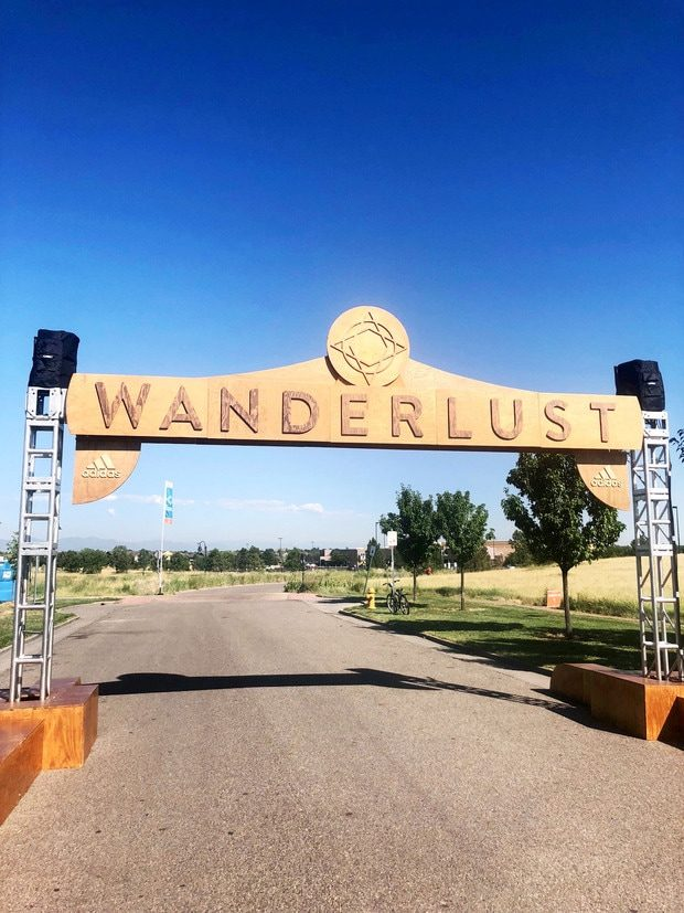 Wanderlust Festival with Sabra in Denver